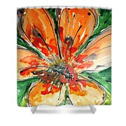 Divine Blooms-21198 Shower Curtain