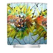 Divine Blooms-21202 Shower Curtain