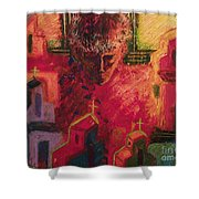 Divine Love - Bgdil Shower Curtain