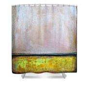 Divine Of Canola Field Shower Curtain