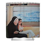 Divine Secrets Shower Curtain