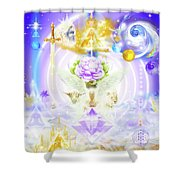 Divine Union Shower Curtain