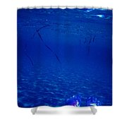 Diving ... Shower Curtain