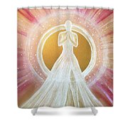 Divinity Shower Curtain