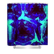 Division Of Light Shower Curtain