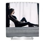 Divorce Attorney Richmond Va Shower Curtain