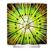 Diwali Lights 3 Shower Curtain