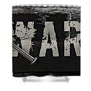 Diy Warrior Shower Curtain
