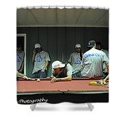 Dj Just Nick Photography Shower Curtain