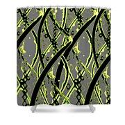 Dna Design Shower Curtain