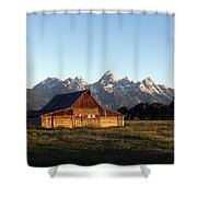 Dnrd0104 Shower Curtain