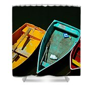 Dnre0603 Shower Curtain