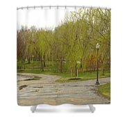 Dnrf0401 Shower Curtain