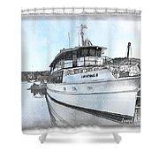 Do-00233 Lady Kendall Shower Curtain
