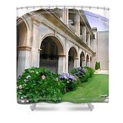 Do-00249 Sofitel Werribee Shower Curtain