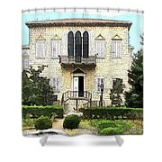 Do-00461 Yazbeck Palace Shower Curtain