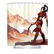 D.o. Shower Curtain