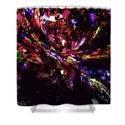 Do Space Rocks Dream In Colour Shower Curtain