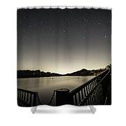 Dock Shower Curtain