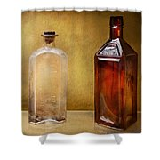 Doctor - Bitters  Shower Curtain