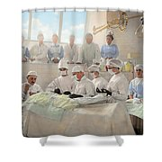 Doctor - Operation Theatre 1905 Shower Curtain