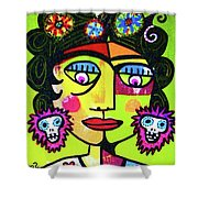 Dod Art 123hh Shower Curtain