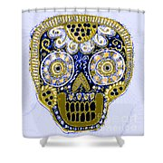 Dod Art 123iiu Shower Curtain