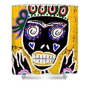 Dod Art 123kuy Shower Curtain