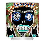 Dod Art 123oiu Shower Curtain
