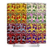 Dod Art 123yelm Shower Curtain