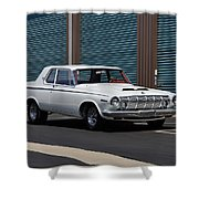 Dodge 330 Shower Curtain