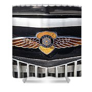 Dodge Brothers Shower Curtain