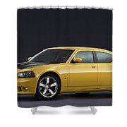 Dodge Shower Curtain