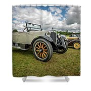 Dodge Four Tourer Shower Curtain