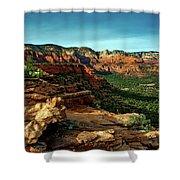 Doe Mountain Trail 60 Shower Curtain