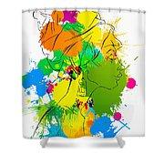 Dofi Shower Curtain