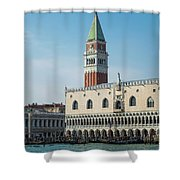 Doge's Palace, Venice Shower Curtain