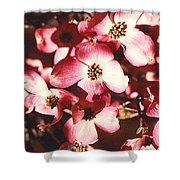Dogwood Harmony Shower Curtain