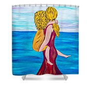Dolce Shower Curtain
