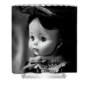 Doll 62 Shower Curtain