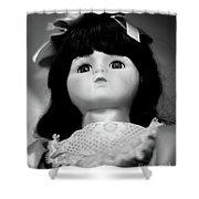 Doll 63 Shower Curtain