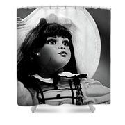 Doll 64 Shower Curtain
