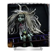 Doll X1 Shower Curtain