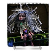 Doll X2 Shower Curtain