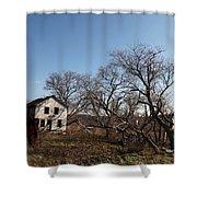 Dollhouse Shower Curtain