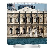 Dolmabahce Palace  Shower Curtain