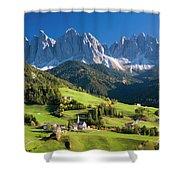 Dolomites, Italy #3 Shower Curtain