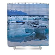 Dolphin Nose Shower Curtain