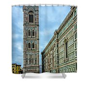 Dom Of Florence Shower Curtain