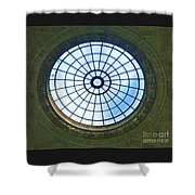 Dome At The Museum Shower Curtain